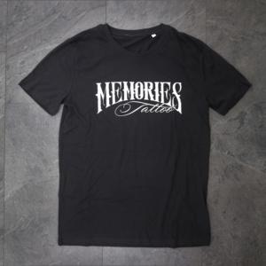 thirt, tattooshop, memories, logo
