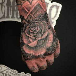tattooshop, memories, niels, roos, hand