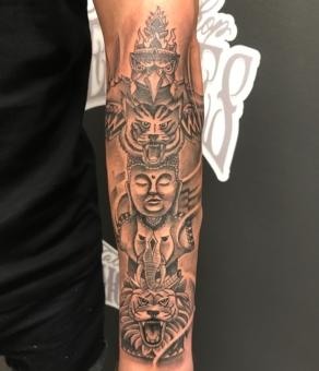 tattooshop, memories, niels, arm