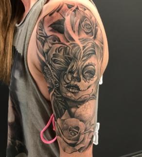 tattooshop, memories, niels, chicano