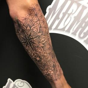 tattooshop, memories, niels, kompas