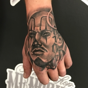 tattooshop, memories, niels, chicano, hand
