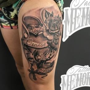 tattooshop, memories, niels, been