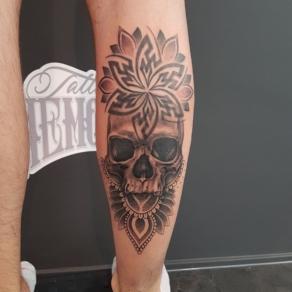 tattooshop, memories, randy, tattoo artist, schedel