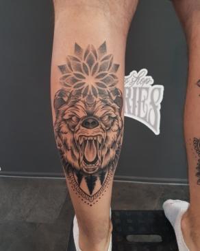 tattooshop, memories, randy, tattoo artist, beer